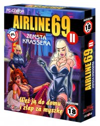 Redfire Airline 69 II - Zemsta Krassera