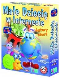 EkSoft Małe dziecię w Internecie