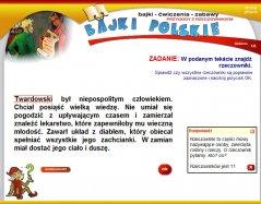 MarkSoft Bajki Polskie – Rzeczownik
