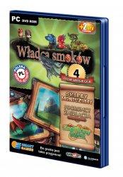 Alawar Zestaw 4 gier: Władca smoków, Skarby Montezumy, Pogromcy Żmirłacza: Witaj w klubie, Zaginiony świat