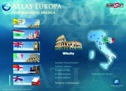 Just Learning Atlas Europa Najpiękniejsze miejsca