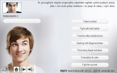 MarkSoft Testy Maturalne 2013 Język angielski i Język Niemiecki