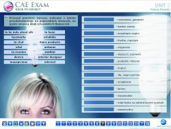 Just Learning CAE Exam