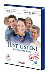 Just Learning Just Listen 1! Rozumienie ze słuchu - audio