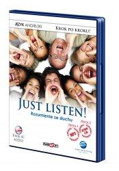 Just Learning Just Listen 2! Rozumienie ze słuchu - zawiera 2 x CD - audio i mp3