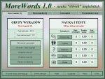 MarkSoft More Words