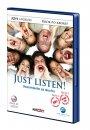 Just Listen 3! Rozumienie ze słuchu - zawiera 2 x CD - audio i mp3