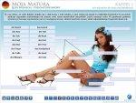 Just Learning Moja Matura 2010 - język niemiecki poziom podstawowy