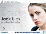 Just Learning Moja Matura 2010 - język angielski poziom rozszerzony
